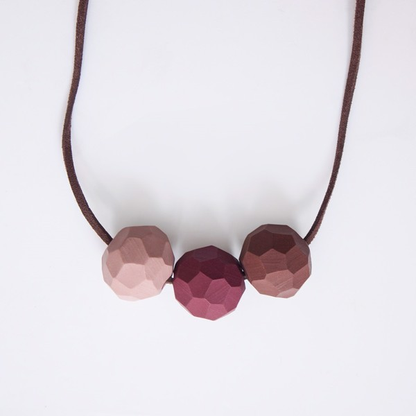 Picture of Cherry Cake Necklace 'Builder'