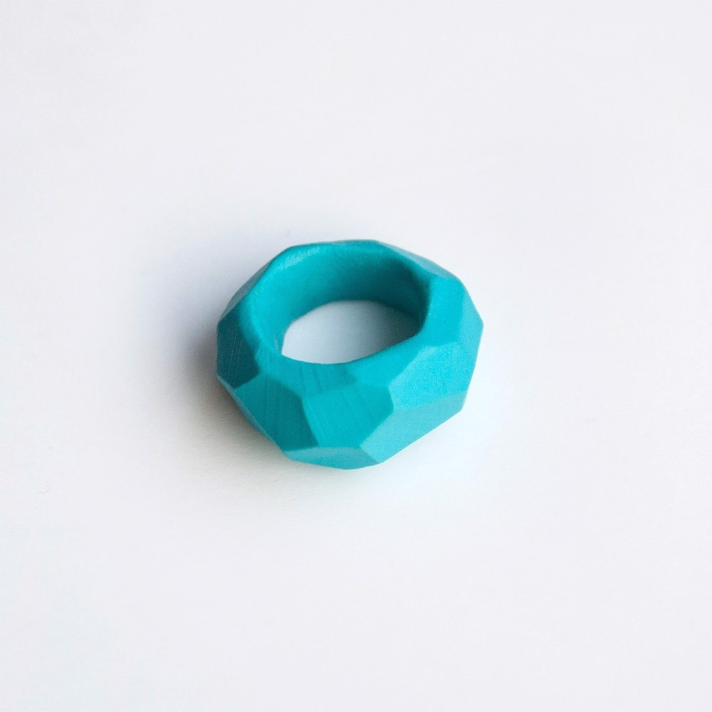 Picture of Turquoise Ring 'Stones'