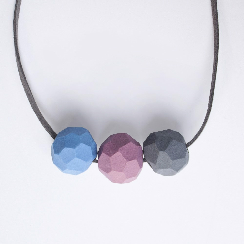 Picture of Baby touch Necklace 'Builder'