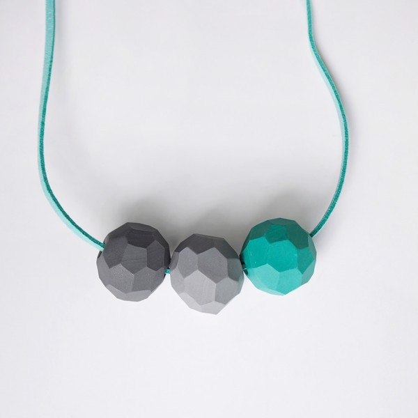 Picture of Mint flavor Necklace 'Builder'
