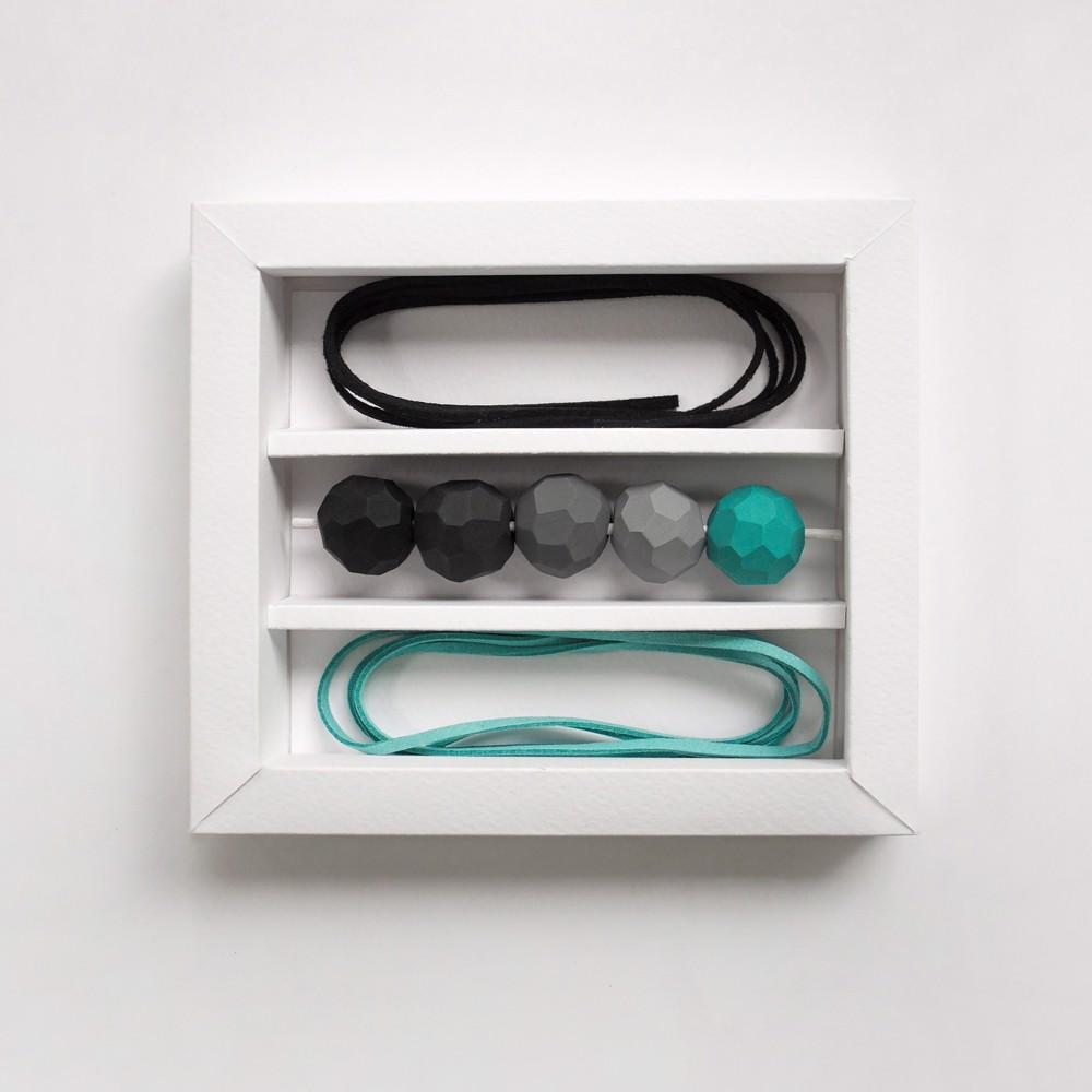 Picture of Monochrome Mint Flavor Set 'Builder'