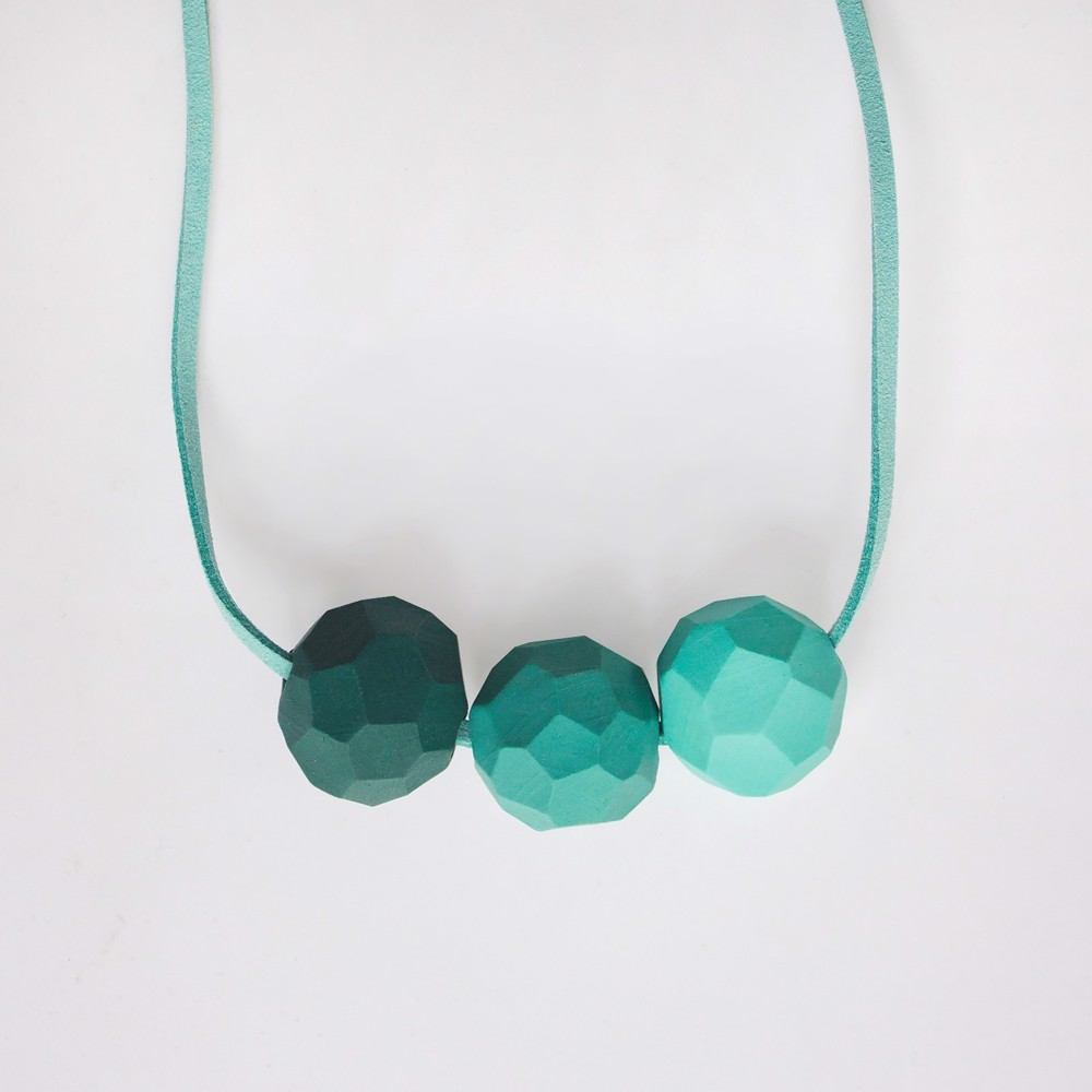 Picture of Mint Necklace 'Builder'