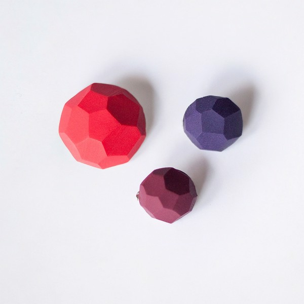 Picture of Berry Brooch Set 'Stones'
