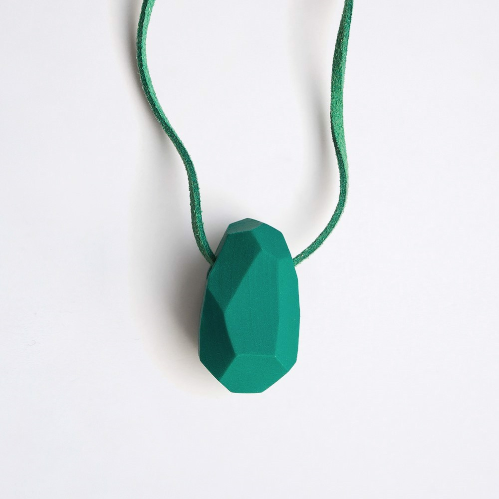 Picture of Pine Necklace 'Stones'