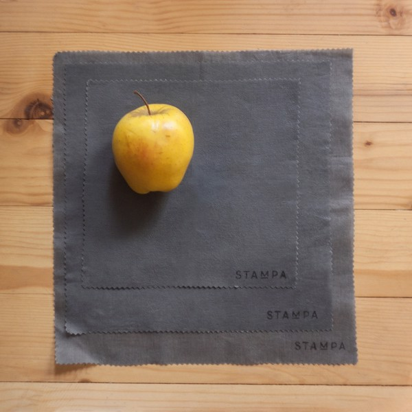 Picture of 3pcs Reusable Beeswax Food Wraps - Grey Set