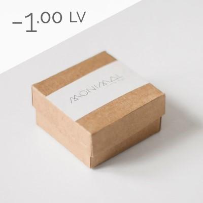 Рециклиран кафяв картон [-1,00 лв]