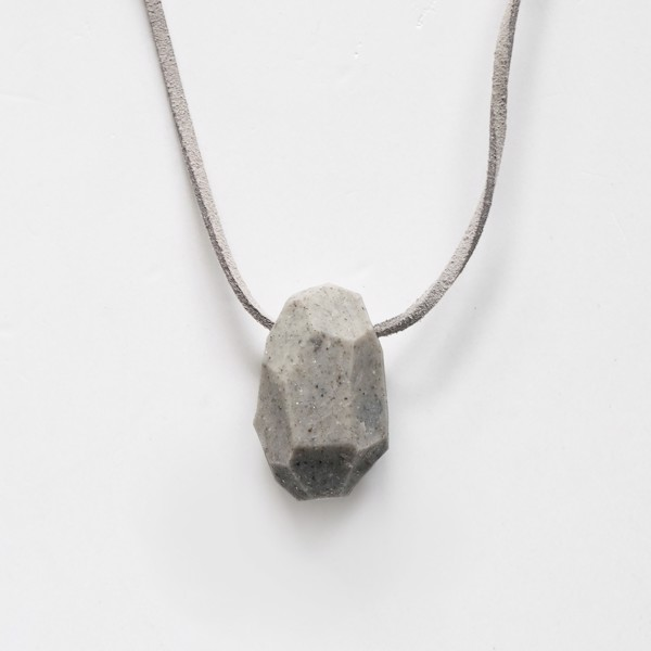Picture of Granite Necklace 'Stones'