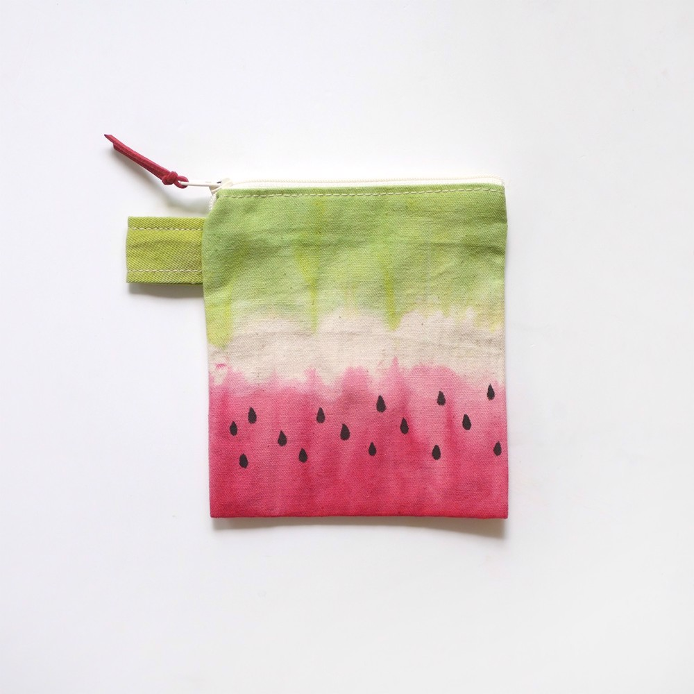Picture of Watermelon Small Zipper Pouch