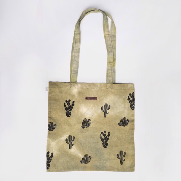 Picture of Cacti Tote Stampa