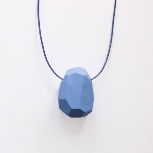 Picture of Sky Necklace 'Stones'