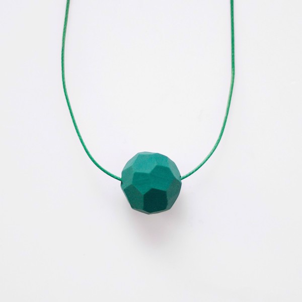 Picture of Small Pine Necklace 'Stones'