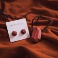 Снимка на Колие Chocolate 'Stones'
