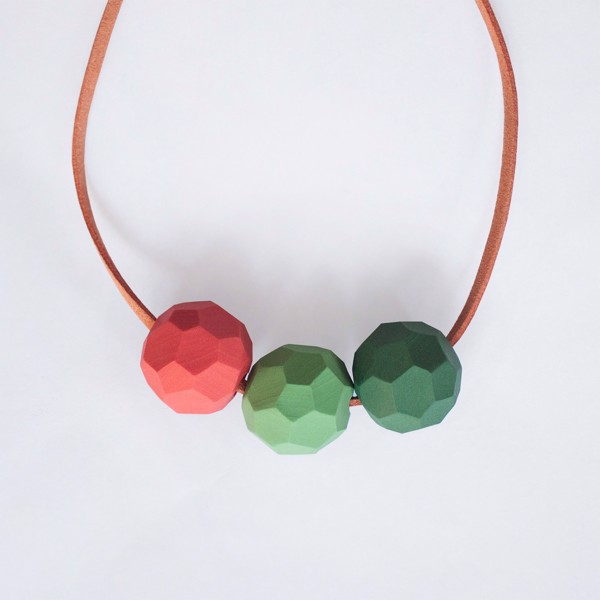Снимка на Evergreen Necklace 'Builder'