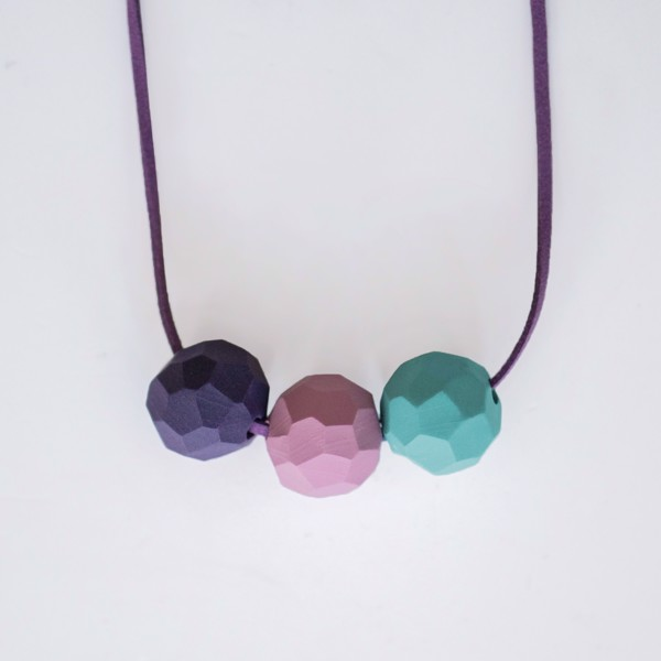 Picture of Minerals Necklace 'Builder'