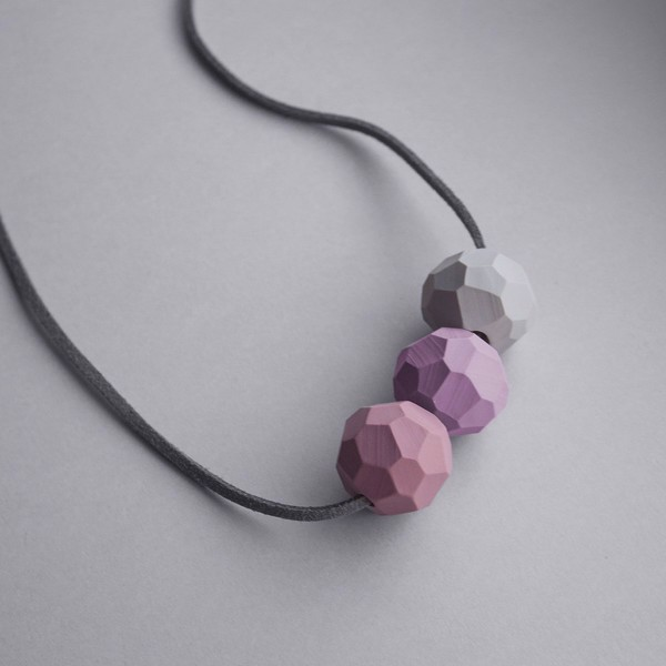 Picture of Rose Necklace 'Builder'