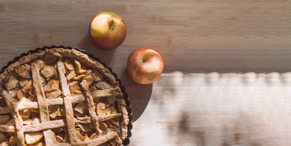 Autumn Apple Pie Recipe