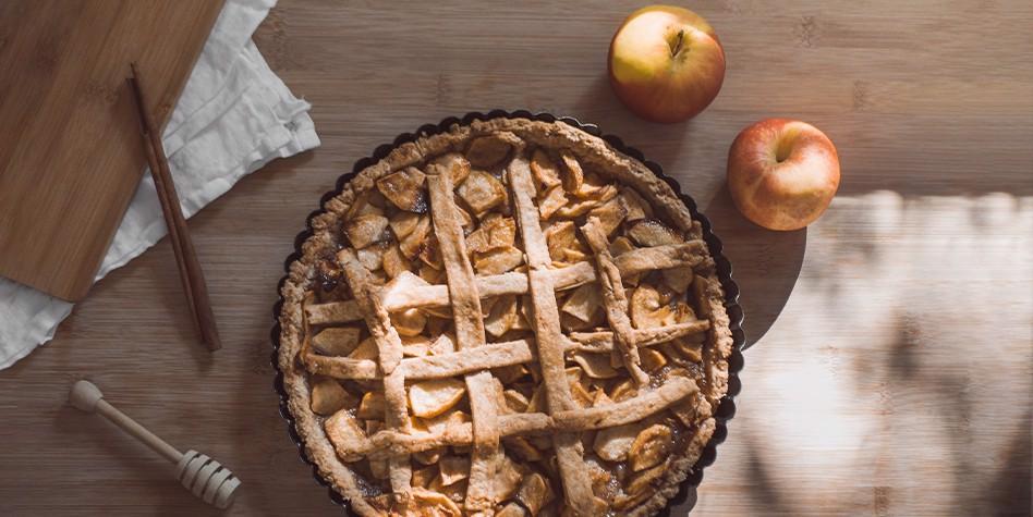 Autumn Apple Pie Recipe