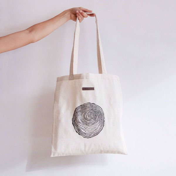 Picture of Wood Tote Stampa
